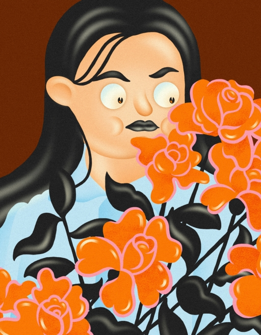 Sofia Hydman Rose garden · 1 Still