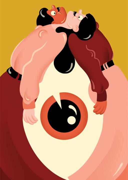 Sofia Hydman Ace & Tate · Poster